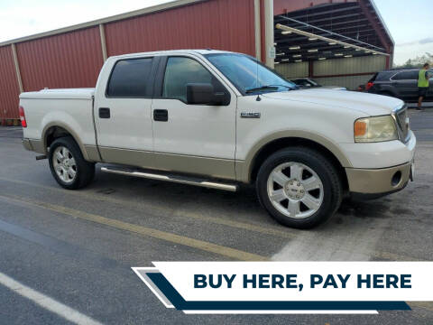 2007 Ford F-150 for sale at Best Auto Deal N Drive in Hollywood FL