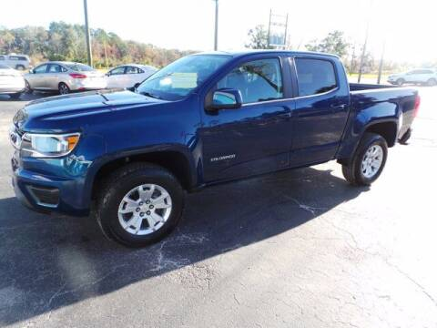 2020 Chevrolet Colorado for sale at TIMBERLAND FORD in Perry FL