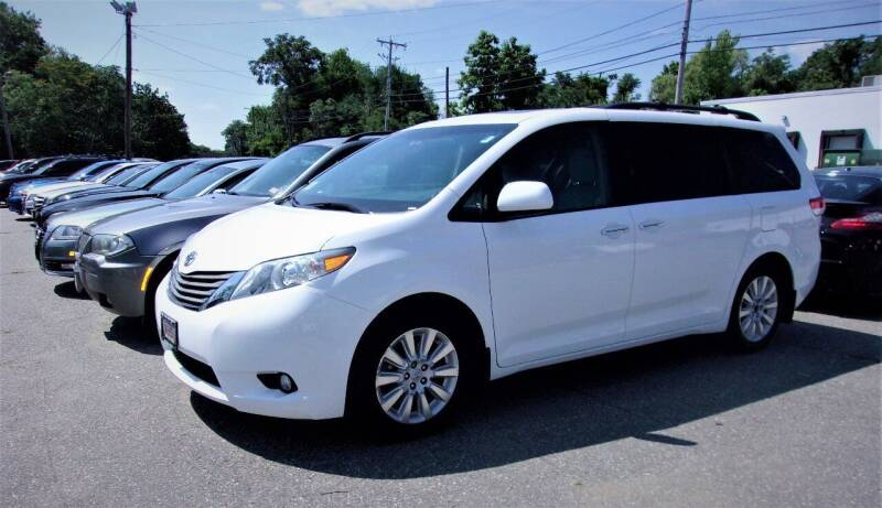 2012 Toyota Sienna for sale at Top Line Import in Haverhill MA