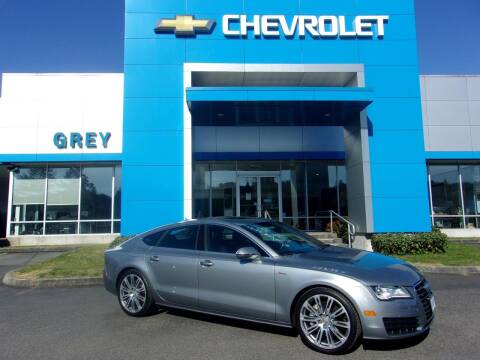2012 Audi A7 for sale at Grey Chevrolet, Inc. in Port Orchard WA