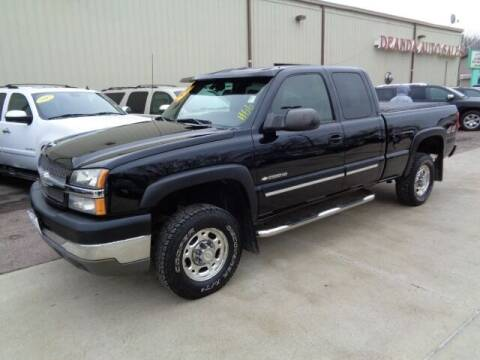 2003 Chevrolet Silverado 2500HD for sale at De Anda Auto Sales in Storm Lake IA