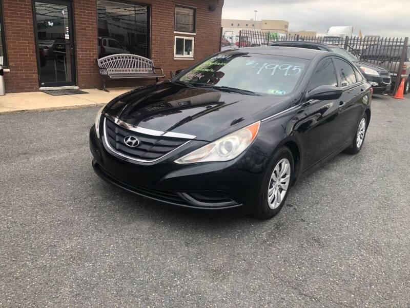 2011 Hyundai Sonata for sale at Nicks Auto Sales in Philadelphia PA