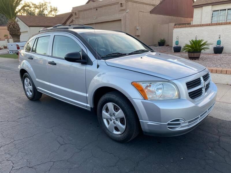 2012 Dodge Caliber for sale at EV Auto Sales LLC in Sun City AZ
