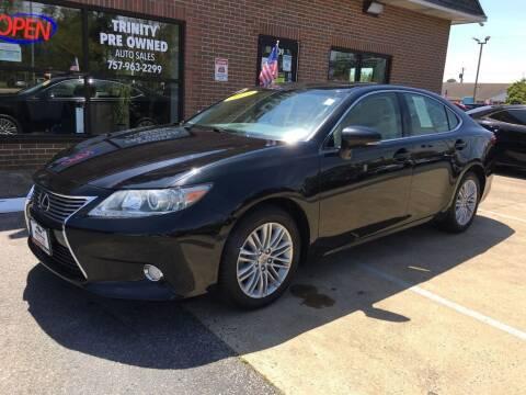 2013 Lexus ES 350 for sale at Bankruptcy Car Financing in Norfolk VA