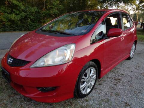 2009 Honda Fit for sale at Liberty Motors in Chesapeake VA