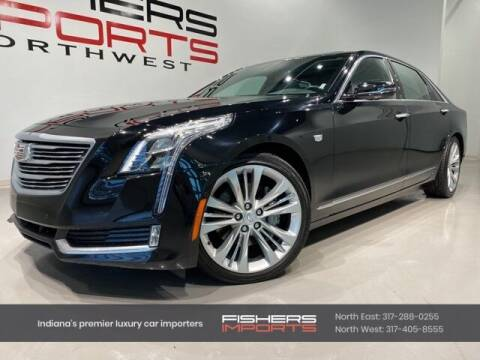 2016 Cadillac CT6 for sale at Fishers Imports in Fishers IN