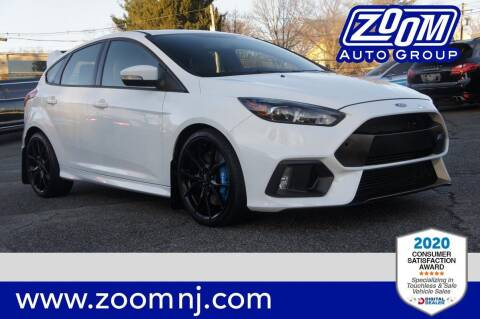 2017 Ford Focus for sale at Zoom Auto Group in Parsippany NJ