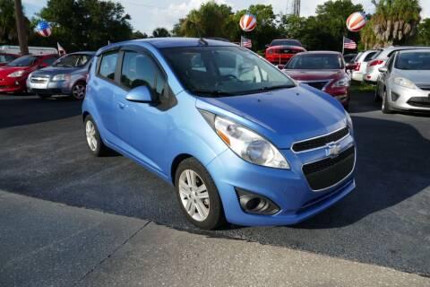 2014 Chevrolet Spark for sale at J Linn Motors in Clearwater FL