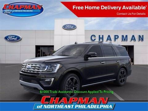 2021 Ford Expedition for sale at CHAPMAN FORD NORTHEAST PHILADELPHIA in Philadelphia PA