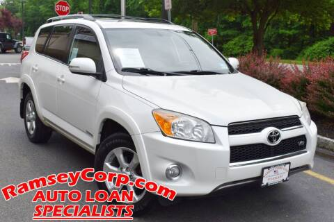 2010 Toyota RAV4 for sale at Ramsey Corp. in West Milford NJ
