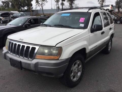 2000 Jeep Grand Cherokee for sale at SoCal Auto Auction in Ontario CA