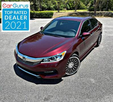 2016 Honda Accord for sale at Brothers Auto Sales of Conway in Conway SC
