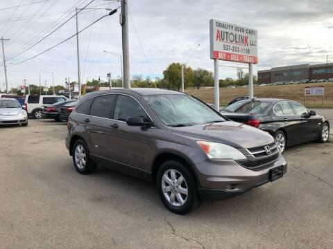 2011 Honda CR-V for sale at AutoLink LLC in Dayton OH