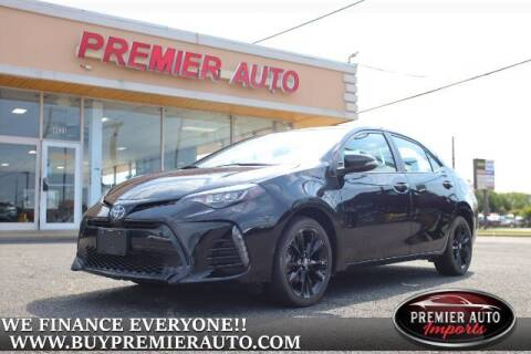 2019 Toyota Corolla for sale at PREMIER AUTO IMPORTS - Temple Hills Location in Temple Hills MD