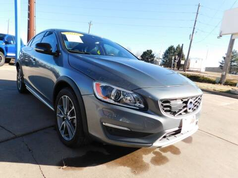 2016 Volvo S60 Cross Country for sale at AP Auto Brokers in Longmont CO