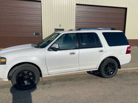 2012 Ford Expedition for sale at HALVORSON AUTO in Cooperstown ND