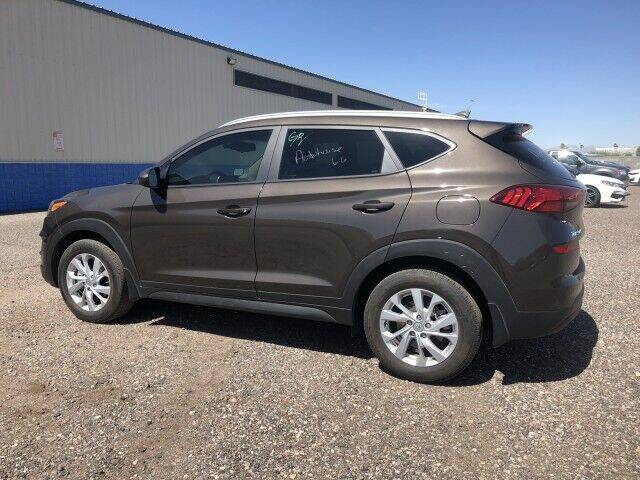 2020 Hyundai Tucson for sale at Autos by Jeff in Peoria AZ