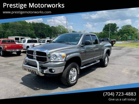 2007 Dodge Ram Pickup 2500 for sale at Prestige Motorworks in Concord NC