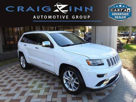 2015 Jeep Grand Cherokee for sale at Lexus Subaru of Pembroke Pines in Pembroke Pines FL