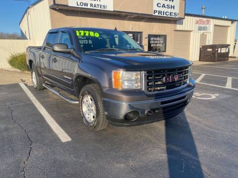 2010 GMC Sierra 1500 for sale at Used Car Factory Sales & Service Troy in Troy OH
