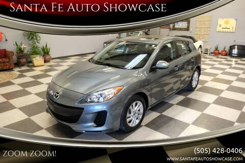 2013 Mazda MAZDA3 for sale at Santa Fe Auto Showcase in Santa Fe NM