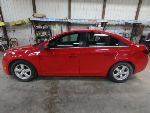 2014 Chevrolet Cruze for sale at Alpha Auto in Toronto SD