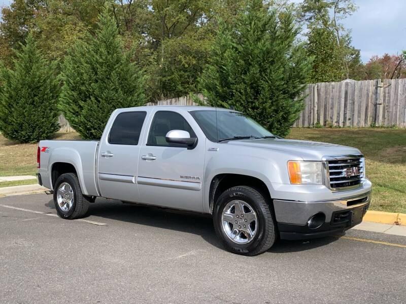 2010 GMC Sierra 1500 for sale at Superior Wholesalers Inc. in Fredericksburg VA