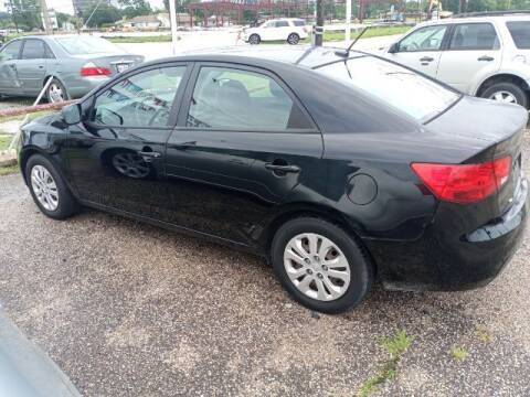 2012 Kia Forte for sale at Jerry Allen Motor Co in Beaumont TX