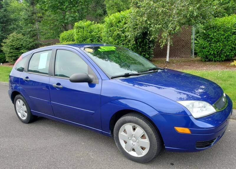 2006 Ford Focus for sale at Money Man Pawn (Auto Division) in Black Diamond WA