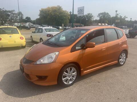 2011 Honda Fit for sale at Peak Motors in Loves Park IL