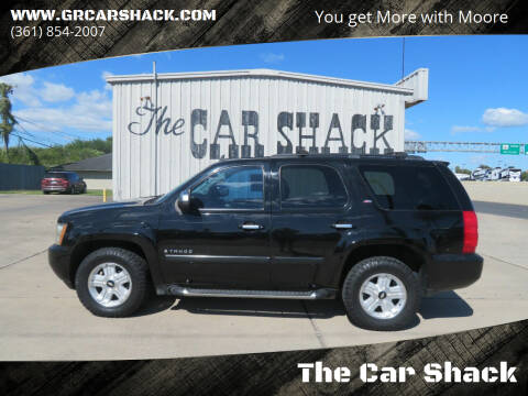2007 Chevrolet Tahoe for sale at The Car Shack in Corpus Christi TX