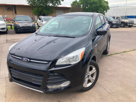 2016 Ford Escape for sale at ANF AUTO FINANCE in Houston TX