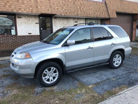 2004 Acura MDX for sale at Centre City Imports Inc in Reading PA