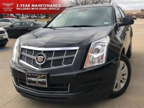2011 Cadillac SRX for sale at European Motors Inc in Plano TX