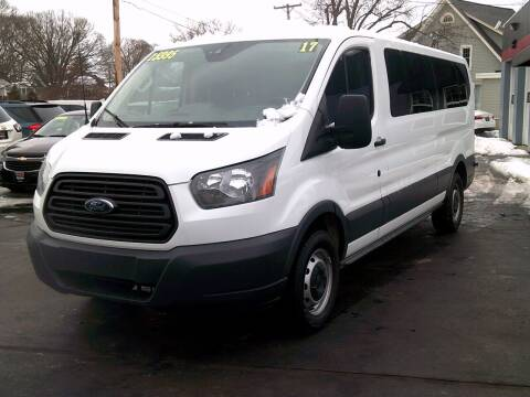 2017 Ford Transit Passenger for sale at Stoltz Motors in Troy OH