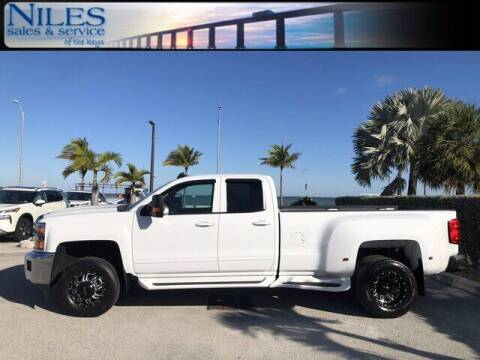 2018 Chevrolet Silverado 3500HD for sale at Niles Sales and Service in Key West FL