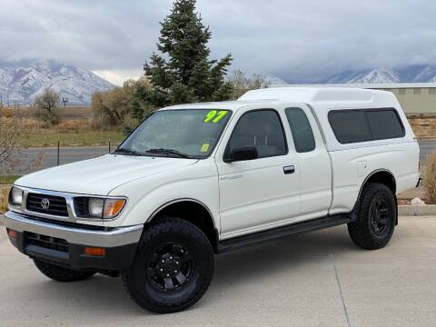 1997 Toyota Tacoma for sale at Evolution Auto Sales LLC in Springville UT