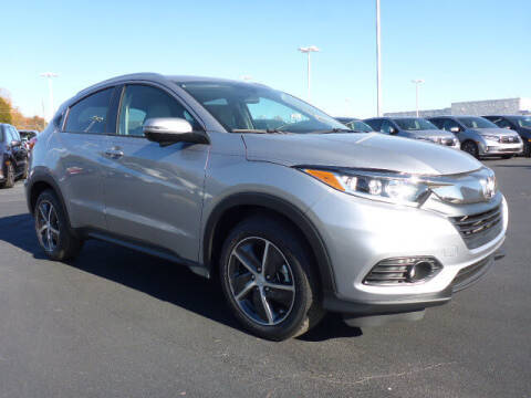 2021 Honda HR-V for sale at RUSTY WALLACE HONDA in Knoxville TN