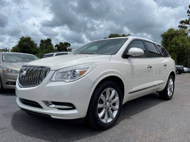 2014 Buick Enclave for sale at Upfront Automotive Group in Debary FL