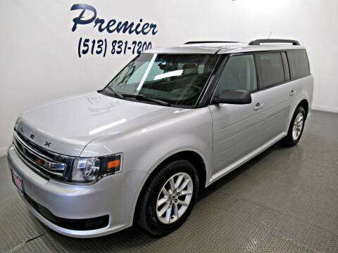 2016 Ford Flex for sale at Premier Automotive Group in Milford OH