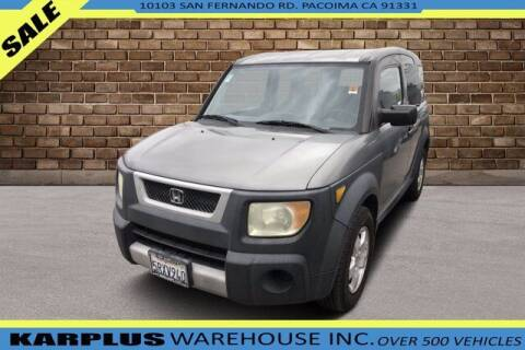 2005 Honda Element for sale at Karplus Warehouse in Pacoima CA