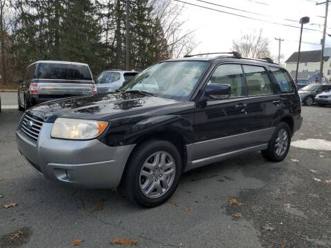 2007 Subaru Forester for sale at Landes Family Auto Sales in Attleboro MA
