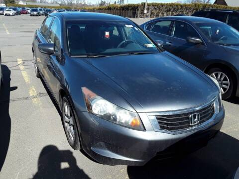 2009 Honda Accord for sale at Broadway Garage of Columbia County Inc. in Hudson NY