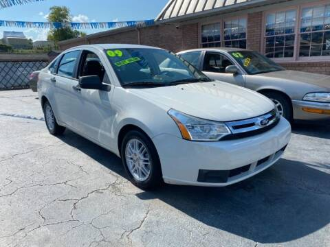 2009 Ford Focus for sale at Wilkinson Used Cars in Milledgeville GA