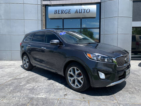 2018 Kia Sorento for sale at Berge Auto in Orem UT