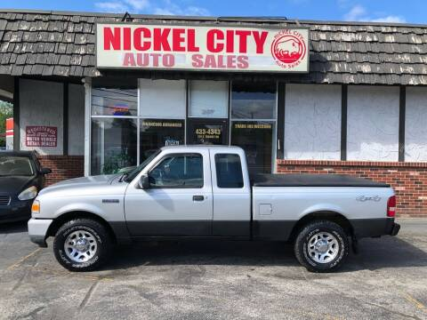 2011 Ford Ranger for sale at NICKEL CITY AUTO SALES in Lockport NY