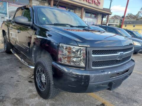 2010 Chevrolet Silverado 1500 for sale at USA Auto Brokers in Houston TX