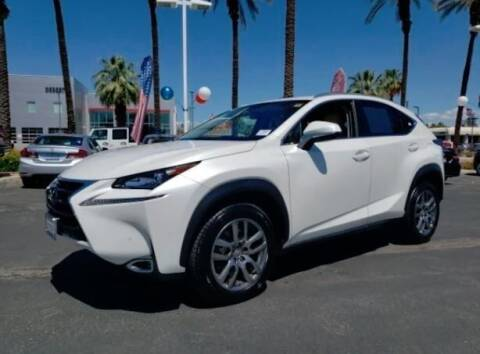2016 Lexus NX 200t for sale at Auto Max Brokers in Palmdale CA