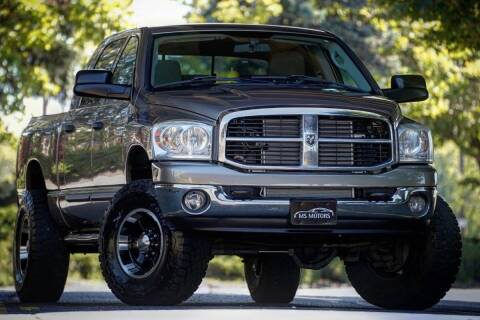 2007 Dodge Ram Pickup 3500 for sale at MS Motors in Portland OR