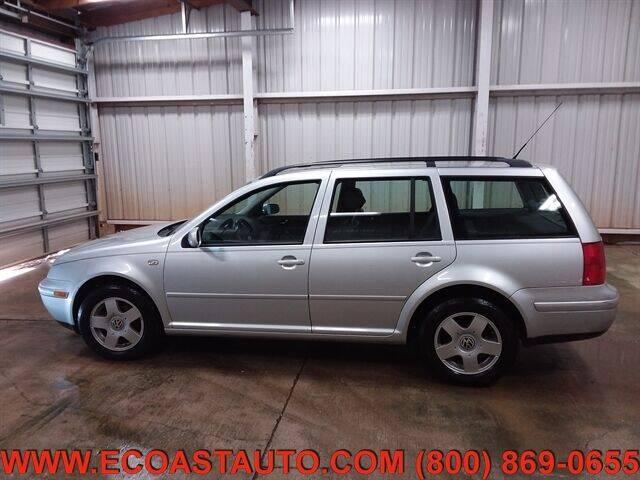 2001 Volkswagen Jetta for sale at East Coast Auto Source Inc. in Bedford VA
